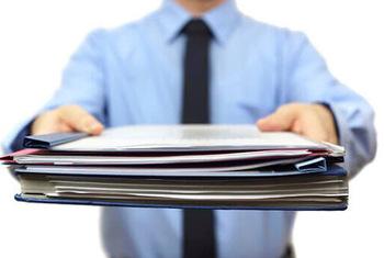 Оформление документов для вновь созданной организации